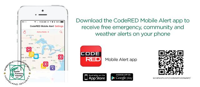 CodeRed info-graphic