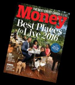 Money Magazine Columbia Cover