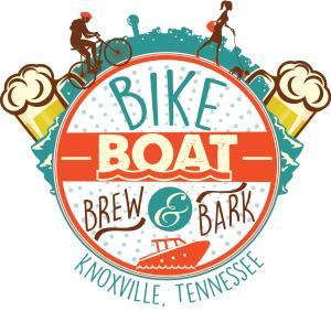 Bike, Boat, Brew & Bark Logo