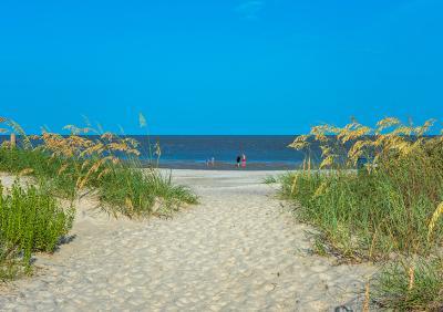 Great Dunes Beach
