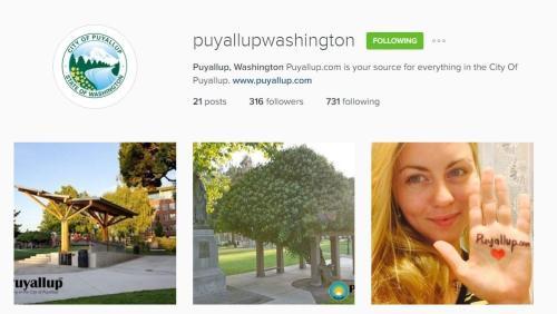 Puyallup Instagram