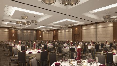 Marriott OSU Franklin Ballroom