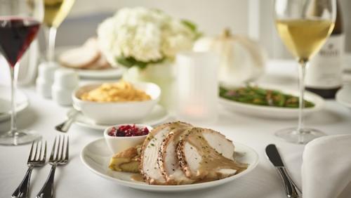 Fleming's Thanksgiving
