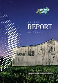 2016-17 Annual Report Cover