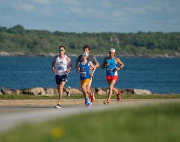 Newport 10 Miler Wellness Week