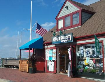 SHIP'S STORE AND RIGGING