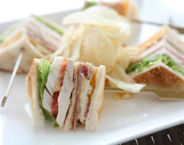 Stock Photo Sandwiches