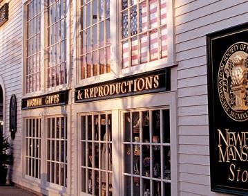 Newport Mansions Store
