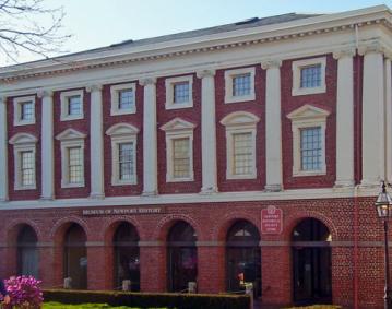 Museum & Shop Brick Market
