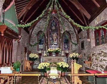 St Columbas