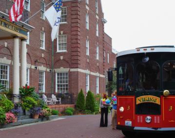 Newport Trolley