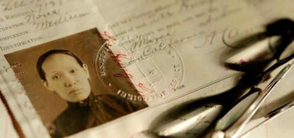 The Chinese Exclusion Act film still