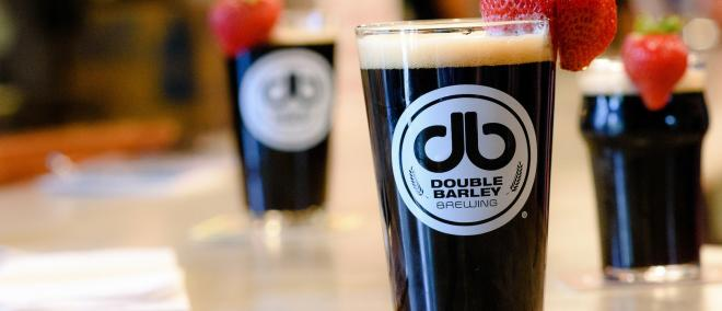 Double Barley Glass