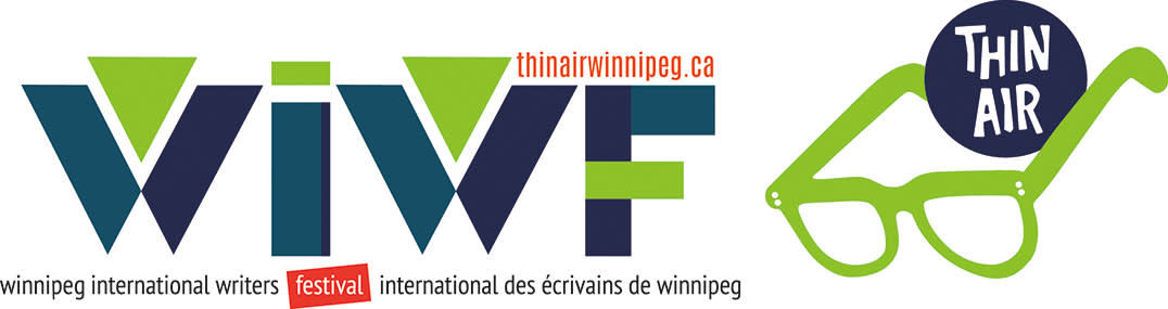THIN AIR Winnipeg International Writers Festival