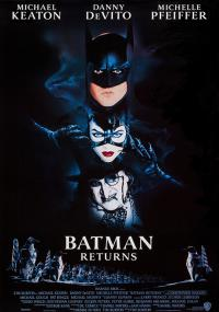 Batman Returns PAC movie poster