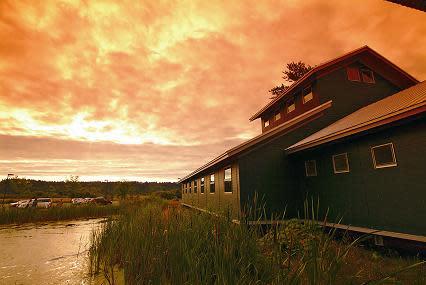 Billy Frank Jr. Nisqually National Wildlife Refuge