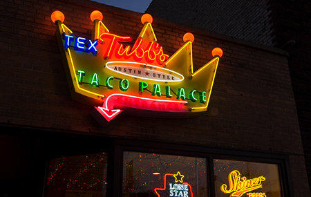 Tex Tubb's Taco Palace
