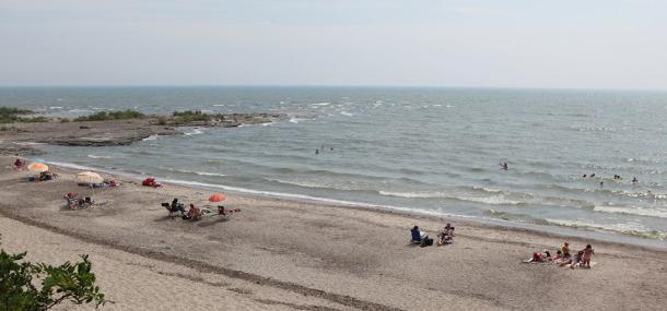 Rock Point Beach
