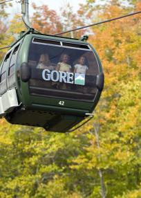 Gore Gondola - Photo by Darren McGee