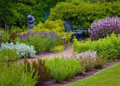 Gardens at Mt. Cuba Center, Hockessin, Delaware