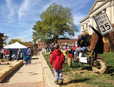 Scarecrow Festival