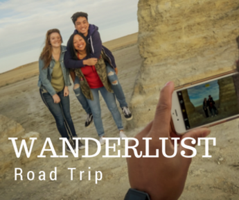 Wanderlust Road Trip