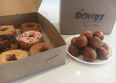 The donut experiment donut holes