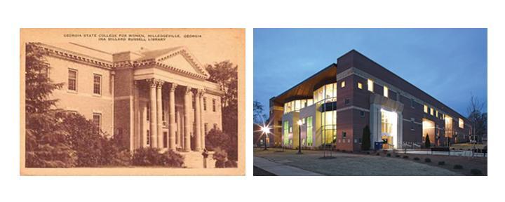 Ina Dillard Russell Library