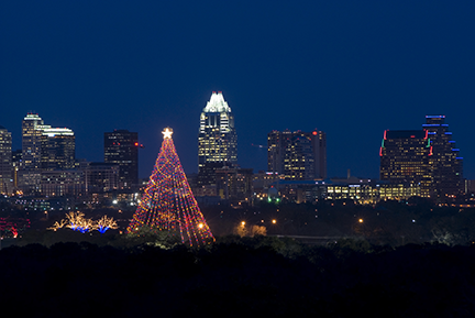 Trail of Lights Austin