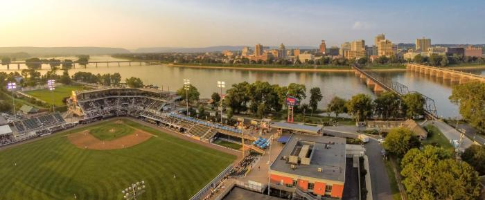 Harrisburg City and Stadium
