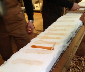 Musée Saint Pierre Jolys Manitoba Maple Syrup Sugaring Off Festival Musee