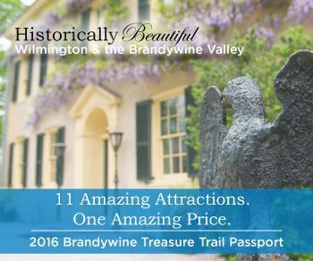 Brandywine Treasure Trail Passport
