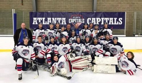 Capitals Team Photo