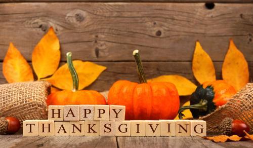 Thanksgiving Blocks