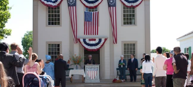 Genesee Country Village & Museums's Annual Independence Day Celebration