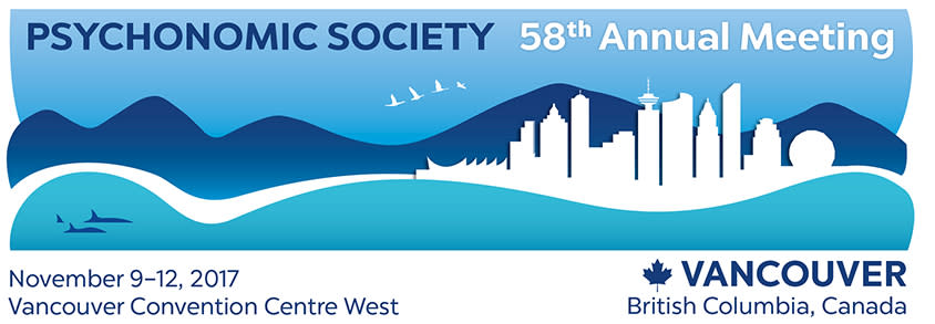 Psychonomic Society's 58th Annual Meeting Logo
