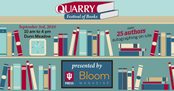 quarry festival of books