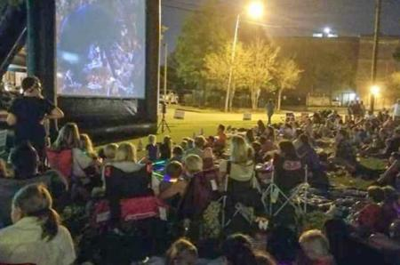 Old Metairie Movie Night