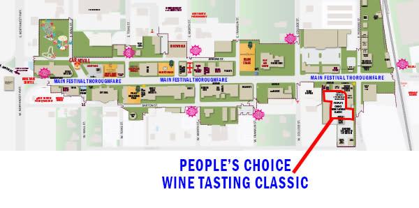 People's Choice Map