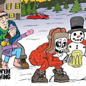 Long Johns On Winter Warmer Bash