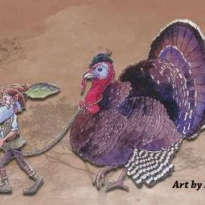Thanksgiving Turkey Walk