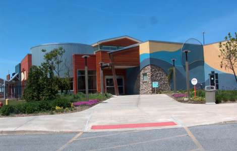 Bellaboo's Play and Discovery Center at Three Rivers County Park