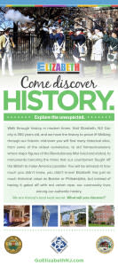 History flyer cover