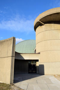 The Strausberg Planetarium in Rochester, NY