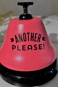 Dress & Dwell, pink bell