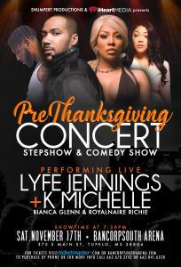 Lyfe Jennings & K. Michelle