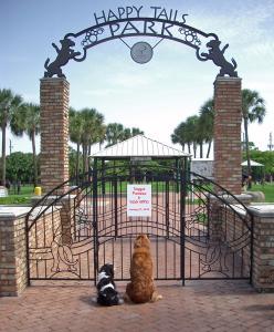 dog park plantation