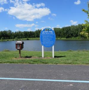 Blue Heron Lake, Blue Heron Path, Hummel Park, Plainfield