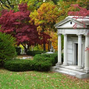 Mount Hope Cemetery, Rochester, NY