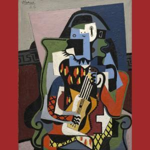 Picasso at Columbus Museum of Art through Sept. 11, 2016